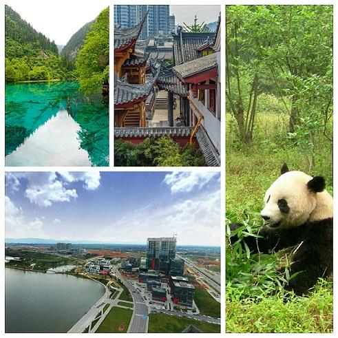 Unternehmerreise Sichuan China