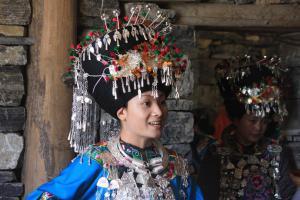 Miao MInderheiten Guizhou
